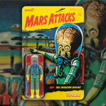 Alien Mars Attacks 1 Super 7 Reaction action Figure