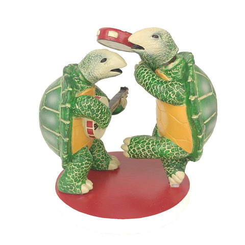 Grateful Dead Dancing Terrapin Turtles Kollectico Bobblehead