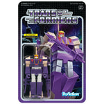 Blitzwing transformers Super 7 Reaction Action Figure