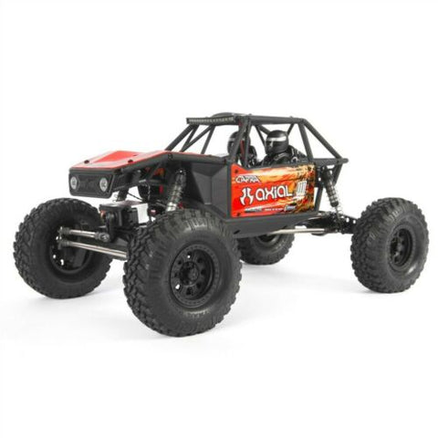 Axial Capra 1.9 Unlimited 4WD Rock Crawler Buggy 1/10 AXI03000T1 Red