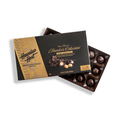 Founder's Collection Dark Chocolate 7oz Box