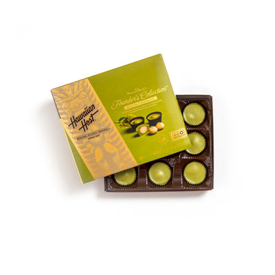 Founder's Collection Matcha Chocolate 3.5oz Box