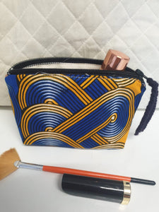 Make up Bag Afrikaanse Stijl