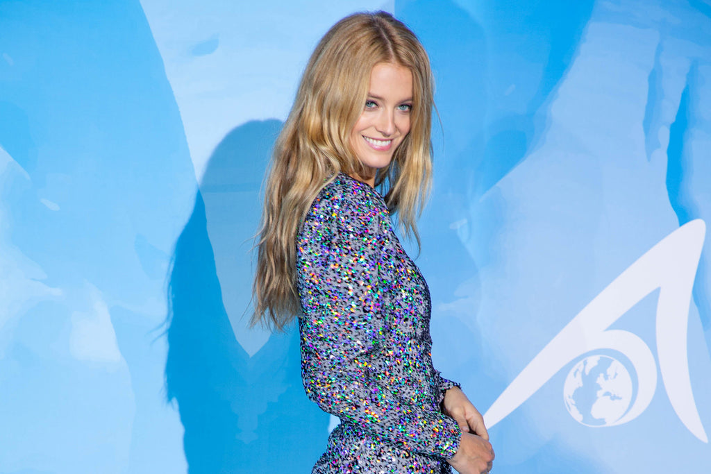 Model Kate Bock's Banana Pancakes