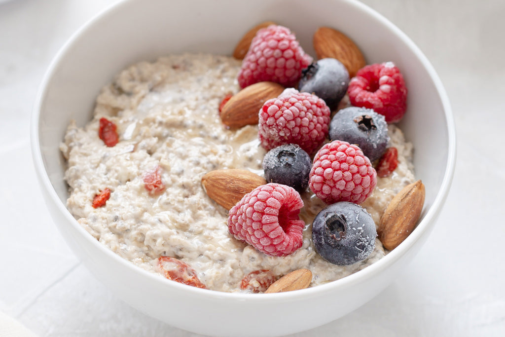 Three Ways to Make Balanced Oatmeal