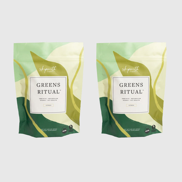 Greens Ritual Two Bag Bundle