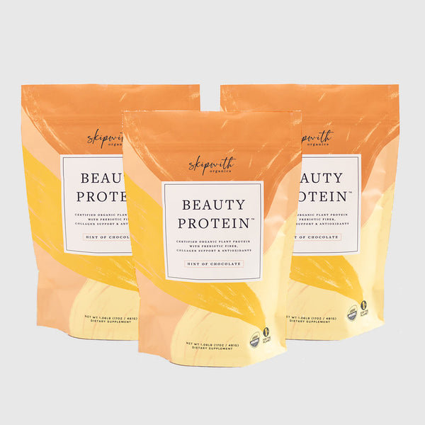 Hint Of Beauty Protein Three Bag Bundle Sale