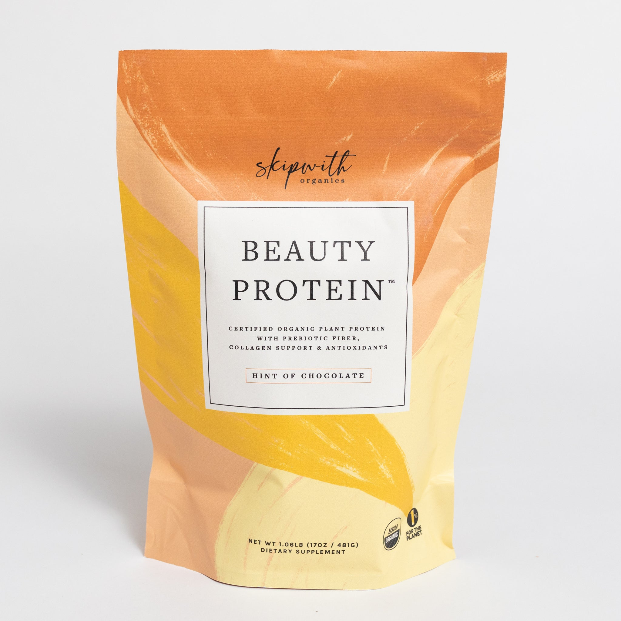 Hint of Chocolate subscribe and save Beauty protein