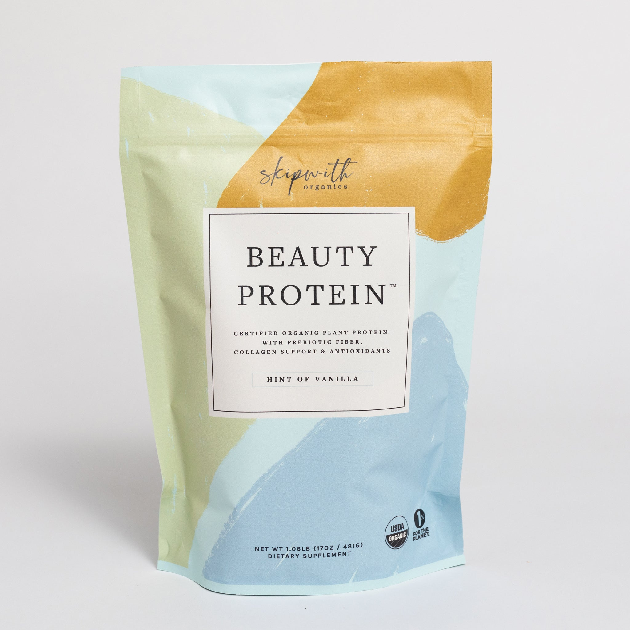 Subscribe and save hint of vanilla beauty protein