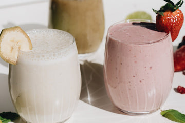 A week of functional and delicious smoothies