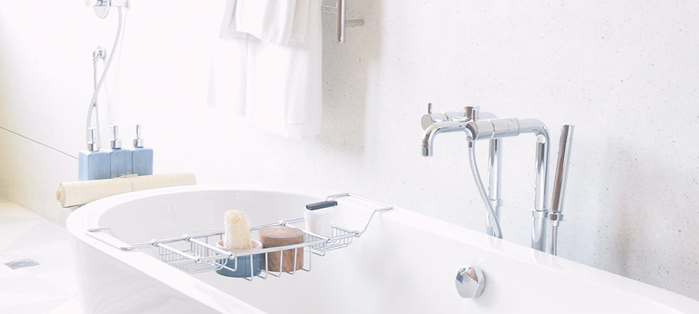 Tricks and tips to effortlessly get your bathroom so clean it sparkles