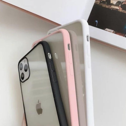 Case de bordes IPhone 11 y 11 Pro Max