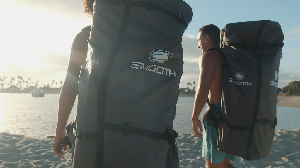 best SUP accessories, stand up paddleboards by Smooth SUP