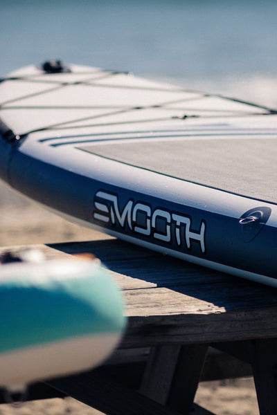 SUP vacation Smooth inflatable paddle boards