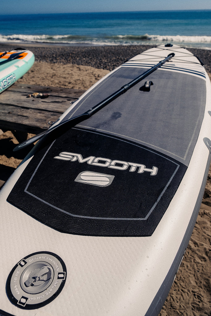 Smooth SUP types of paddleboards