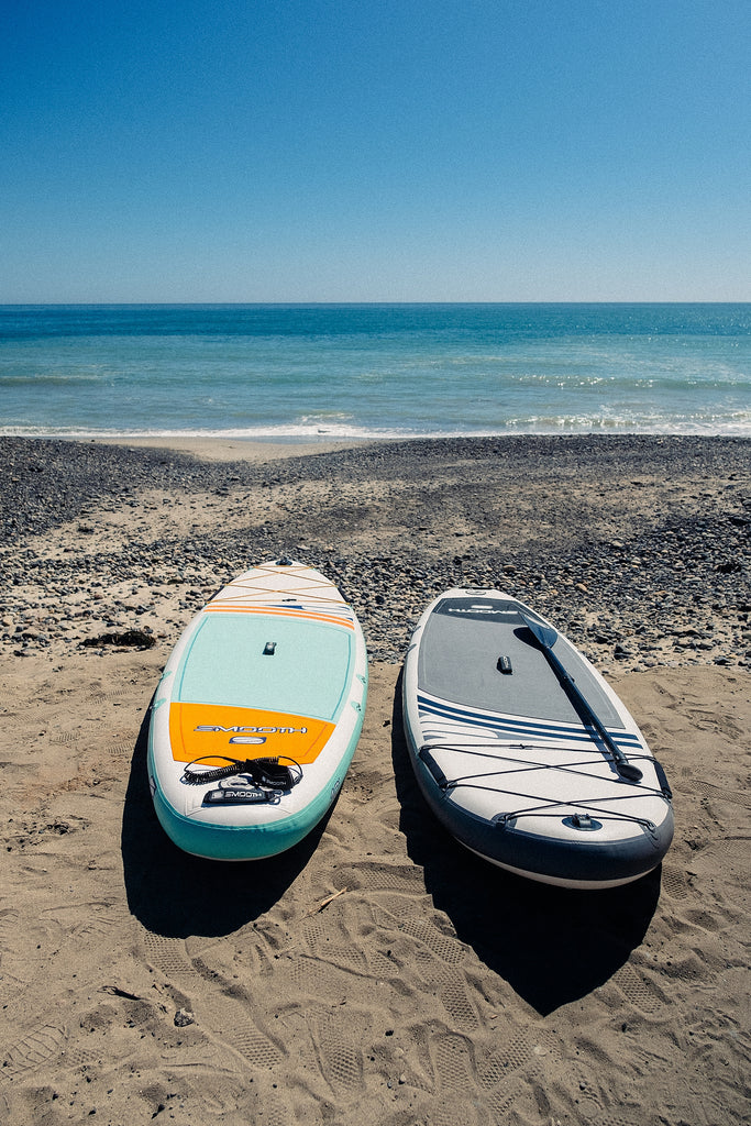 Smooth SUP boards