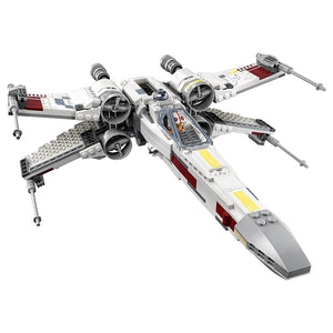 705Pcs Star Toy Wars Ren's Tie Fighter Block Brick Compatible Lepining 75179 starwars Figures Toys For Children Weapon Gift