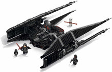 Load image into Gallery viewer, 705Pcs Star Toy Wars Ren's Tie Fighter Block Brick Compatible Lepining 75179 starwars Figures Toys For Children Weapon Gift