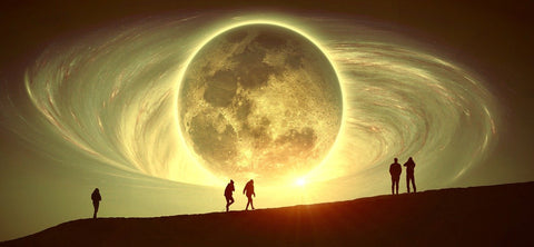 """Painting - """"Out of this World"""""""
