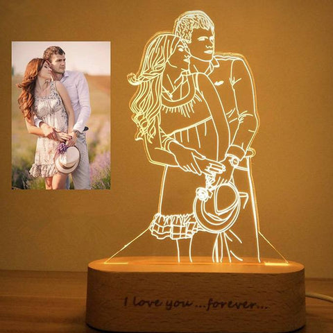 Personalized 3D Photo