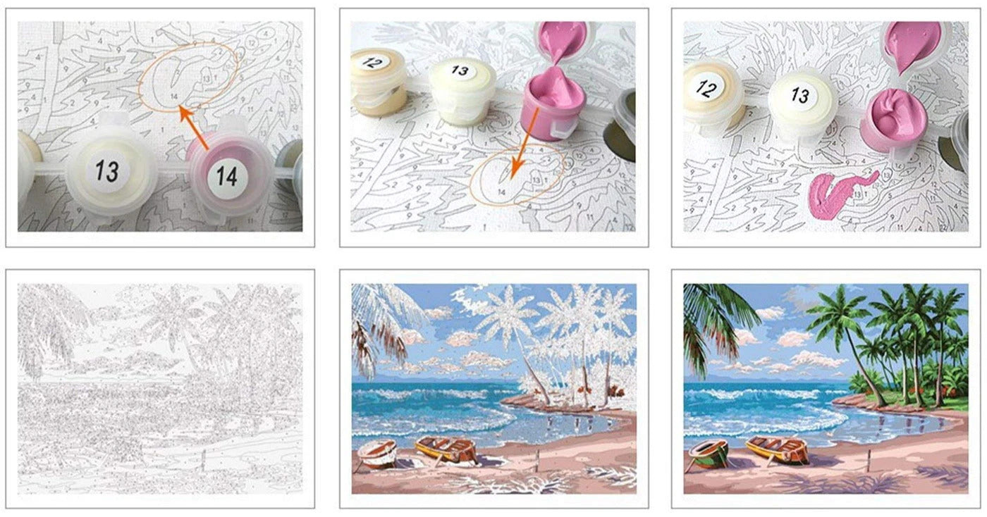 Personalized paitings