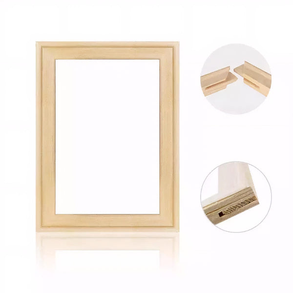 Frame For Paint By Numbers