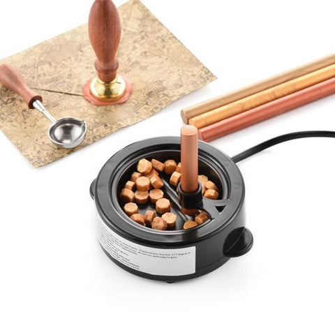 ELECTRIC SEALING WAX MELTING POT -  60W Heater