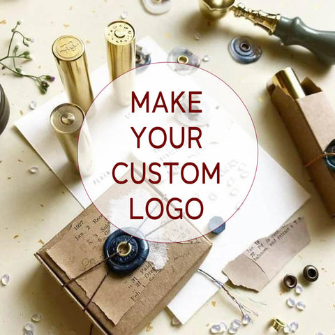 Free! Your Custom Made Personal Wax Seal 12MM Stamps (FREE Just Pay Shipping)