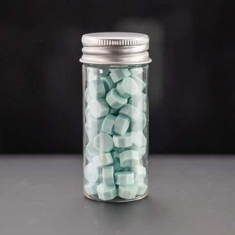 Wax Pellets Bottles Sealing Wax - Instagram Color Ocean Blue