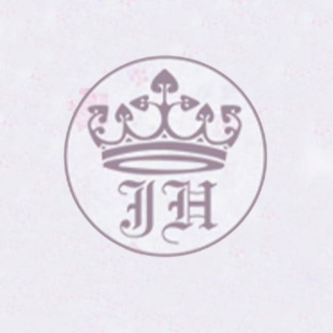Personalized Double Initials Wax Seal Stamp Design Your Own - Style 105-25MM