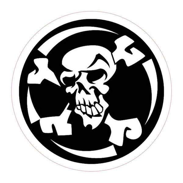 Skull Series Logo  - Wax Seal Stamp