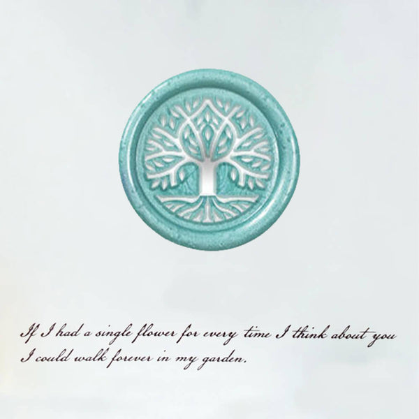 Tree Of Life Wax Seal Stamp