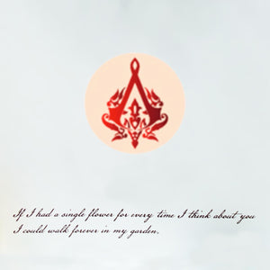 Assassin's Creed Wax Seal Stamp