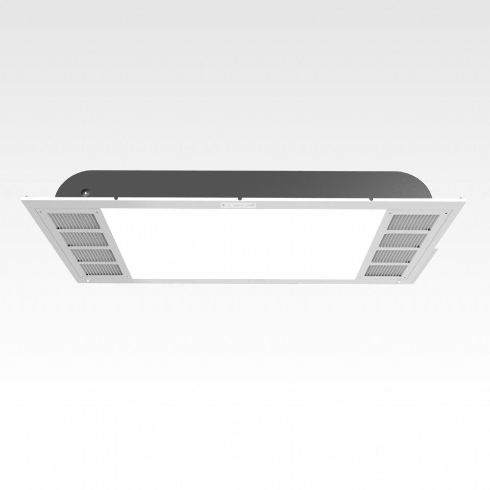 72 Watt UV-C Light Ceiling Mounted Air Purifier & LED