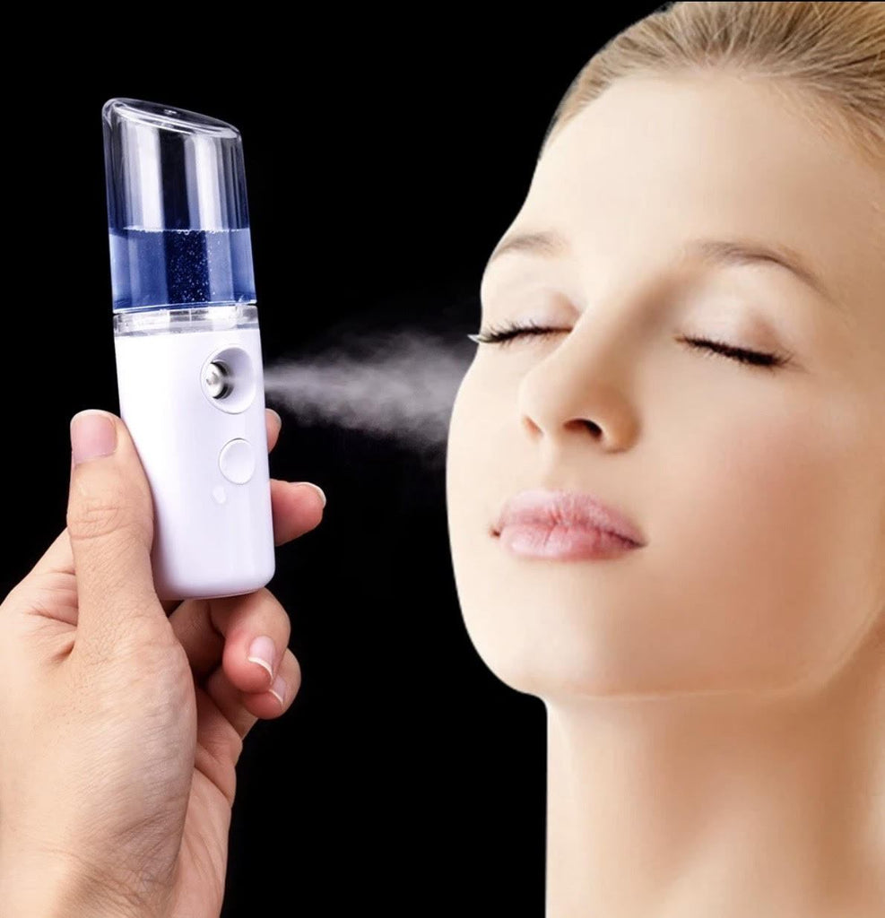 iAgeless Nano Atomization Mist Facial Spray For Cool Mist Face Hydration or Sanitizer Spray (Rechargeable) (AU Stock) - iAgeless Beauty