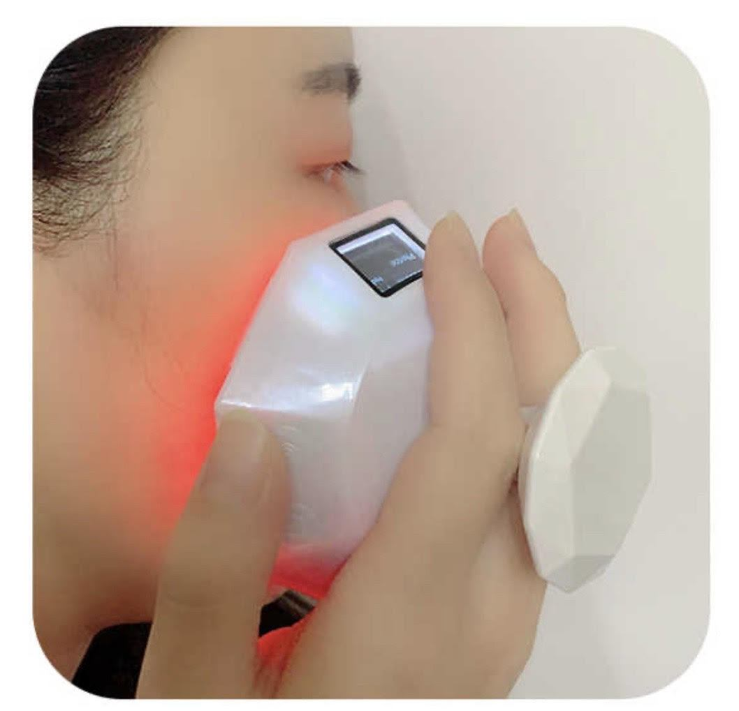 """BEAUTY SALE"" iAgeless Ultrasonic Infrared LED Photon Light Face Care & Skin Tightening Device (1MHz) (AU Stock) - iAgeless Beauty"