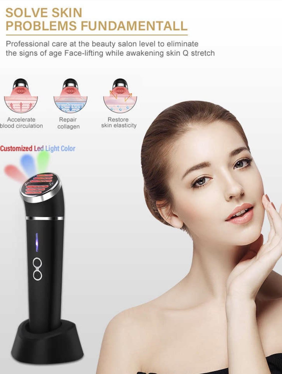 """BEAUTY SALE"" iAgeless Infrared LED Facial Rejuvenation Beauty Device (AU Stock) - iAgeless Beauty"