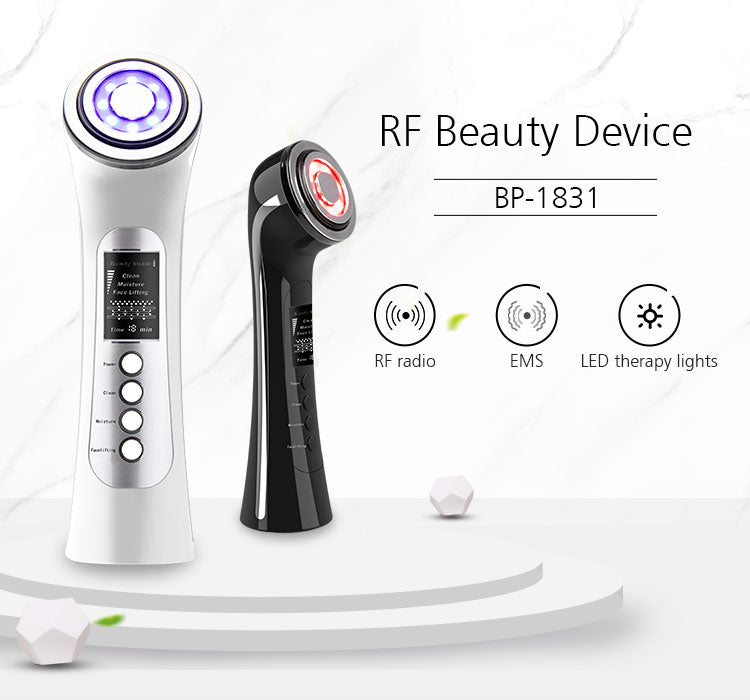 EMS Microcurrent RF Radio Frequency Face Lifting & Skin Tightening Device (AU Stock)