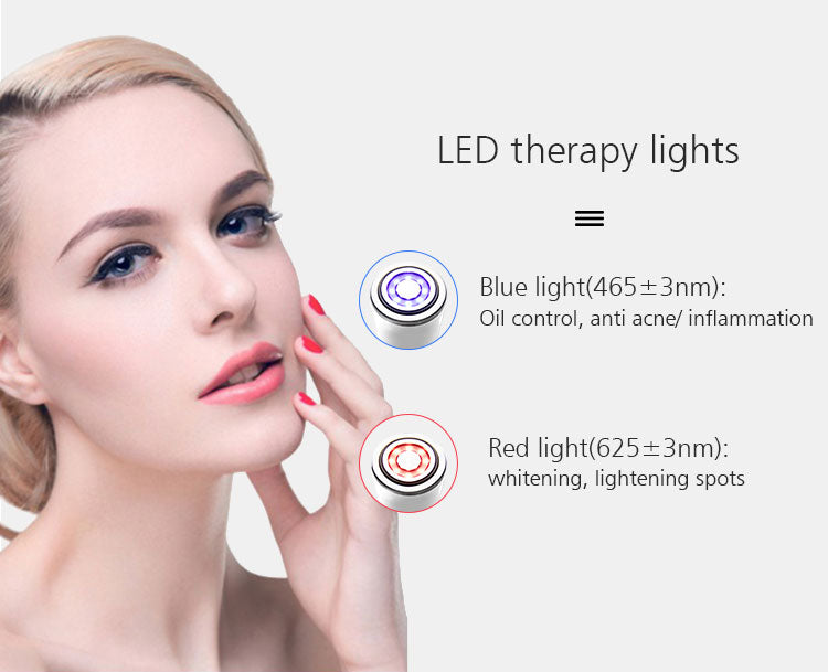 iAgeless Beauty Set [RF EMS + Ultrasonic High Frequency + Photon LED Light Therapy] ~ The Ultimate Rejuvenator Home Kit (AU Stock)