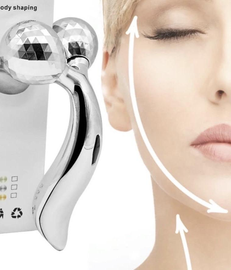 SALE !!! iAgeless 3D V-Face Slimming Contour Roller (AU Stock) - iAgeless Beauty