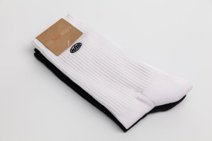 notwoways — socks 2 pack