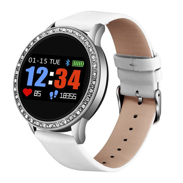 LIGE Woman Fashion Sports Fitness Tracker