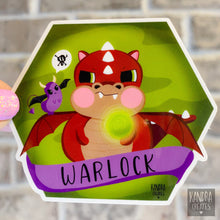Load image into Gallery viewer, Dragon Warlock Sticker