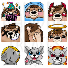 Load image into Gallery viewer, Custom Twitch Emotes