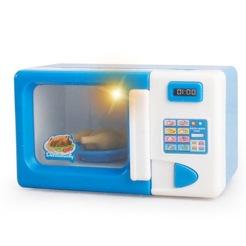 Microwave Oven Kitchen Toy