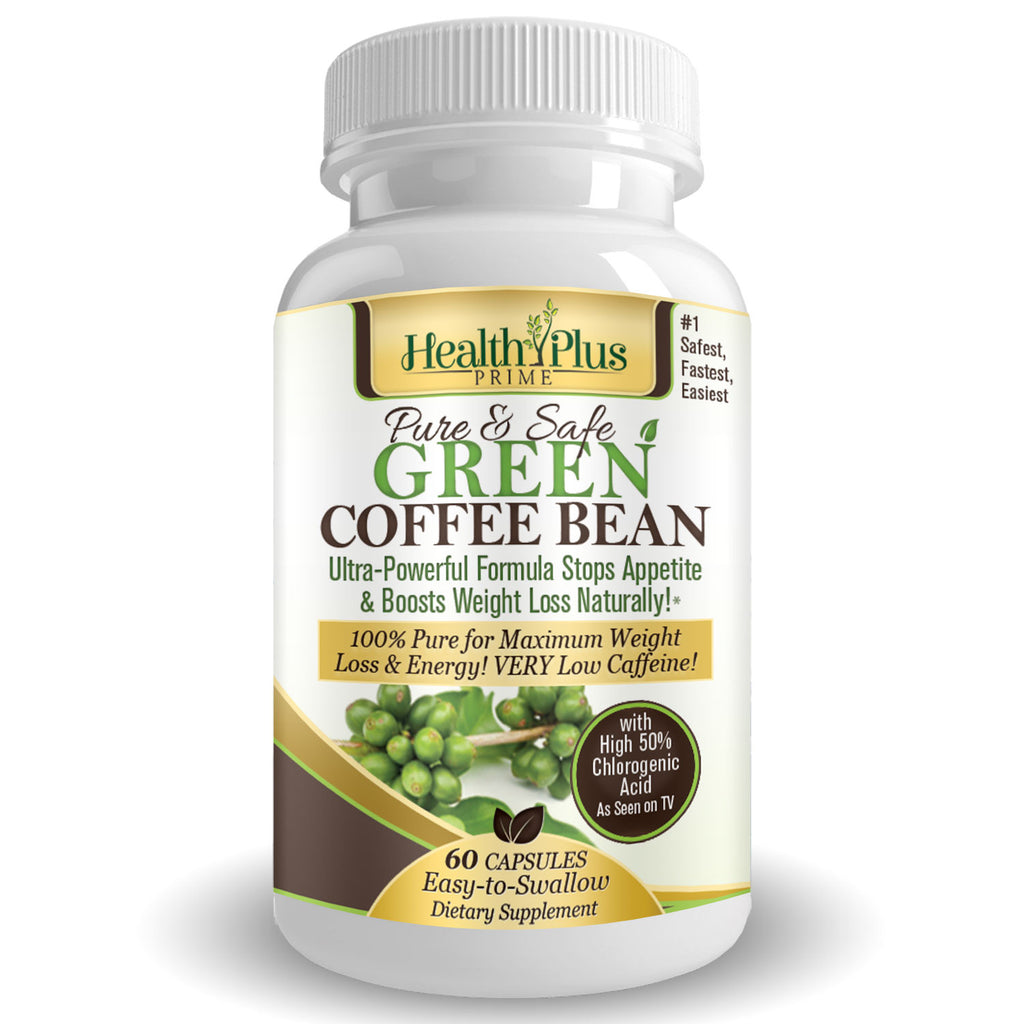 Pure & Safe Green Coffee Bean Extract