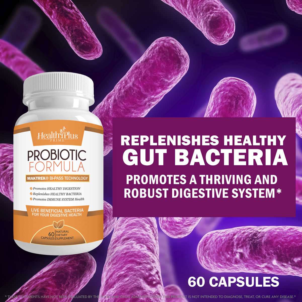 Probiotic Formula Supplement