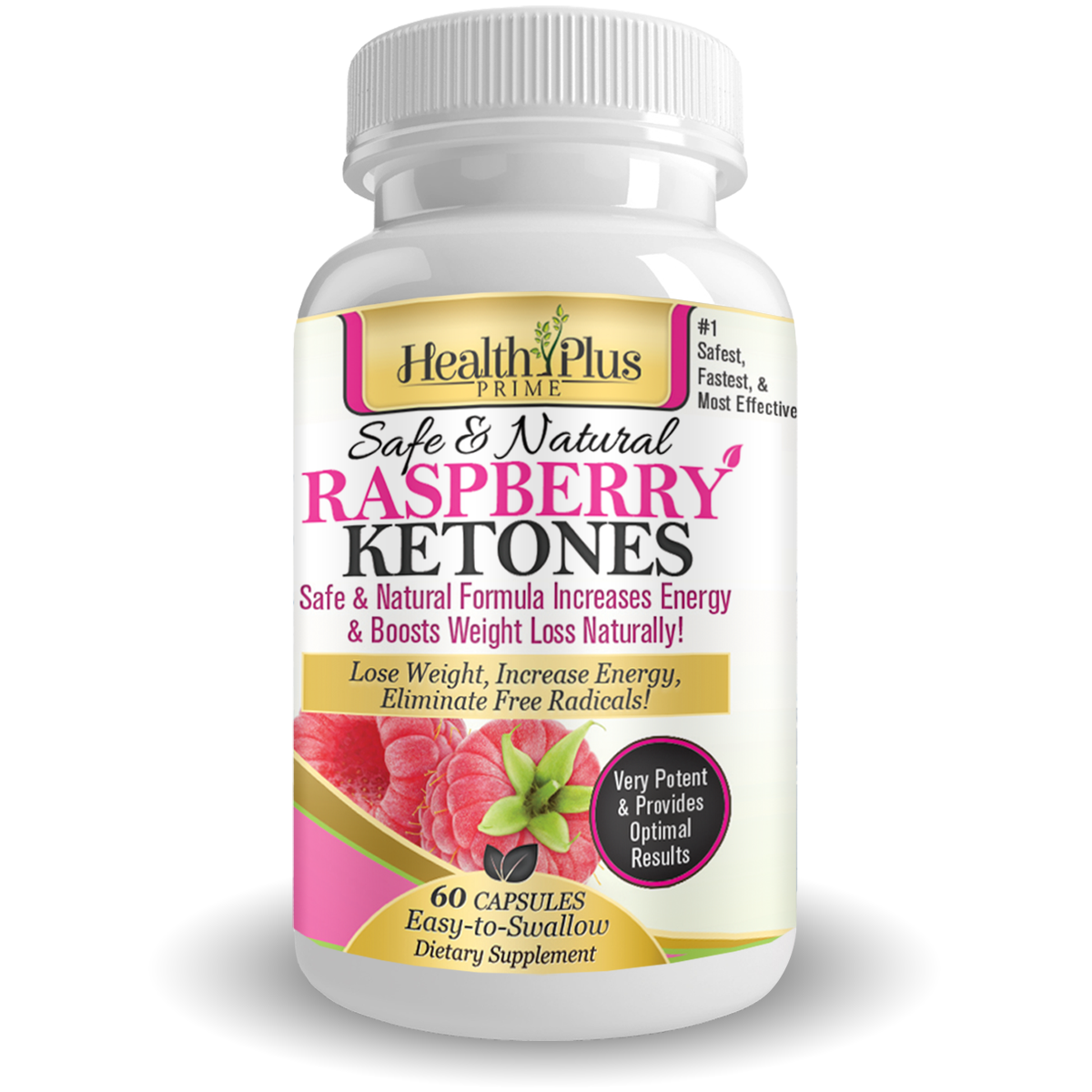 Raspberry Ketones Weight Loss Supplement