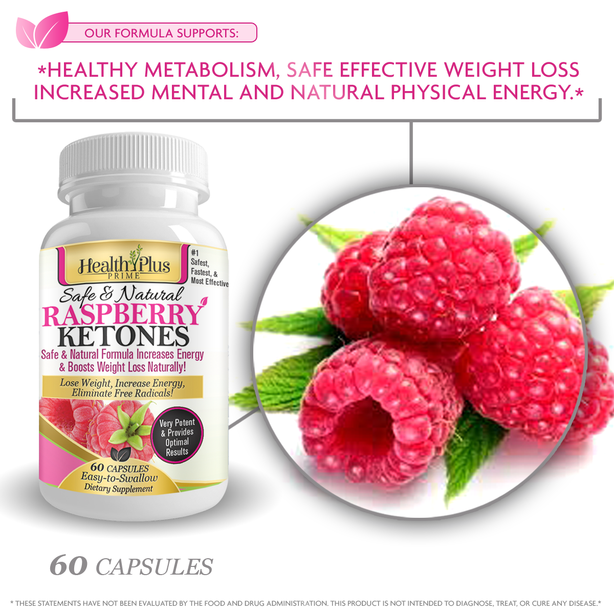 Raspberry Ketones - Weight Loss Supplement