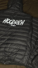 Load and play video in Gallery viewer, Hood Rich Puffer Jacket